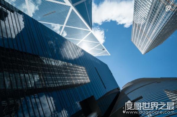 2018香港最高楼排名,香港环球贸易广场(118层高484米)