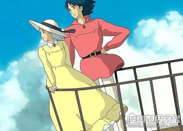 宫崎骏十大动画电影,十部经典动漫你看过几部
