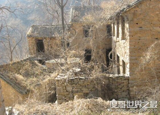 中国第一鬼村封门村,灵异现象多为谣传