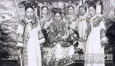 榮壽公主12歲出嫁17歲守寡,敢當面批評慈禧打扮妖冶