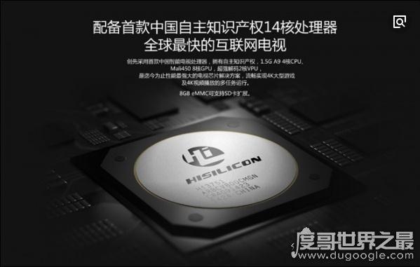 2018中國十大芯片企業排名,(海思)領先全球的高新企業