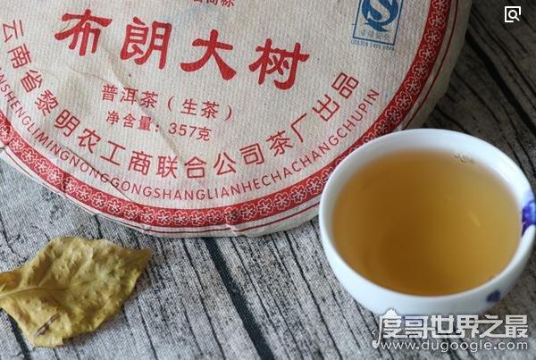 中国普洱茶十大知名品牌排名,大益普洱茶(普洱茶中的标杆和经典)