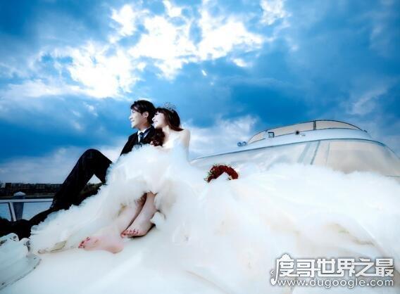 十大婚纱摄影排名,盘点国内婚纱摄影品牌前十名