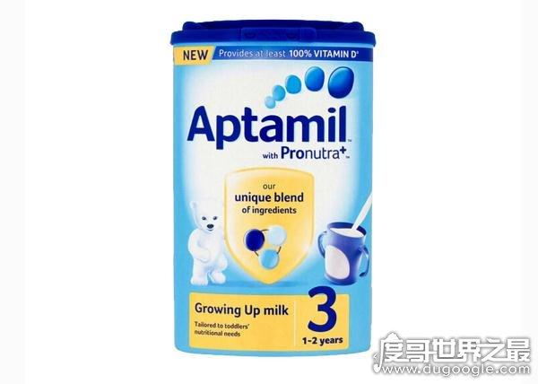 2018世界十大品牌奶粉排行榜,中国品牌(飞鹤奶粉)上榜