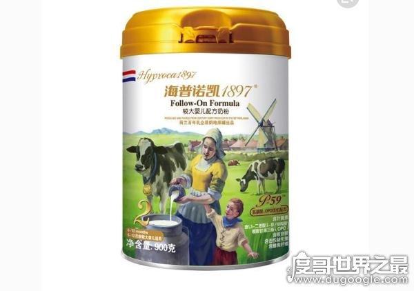 2018十大进口奶粉排行榜,皇家美素佳儿(原装进口值得信赖)