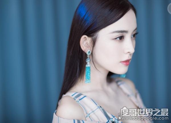 2018中国十大美女排行榜,古力娜扎和迪丽热巴(异域风情的美人)