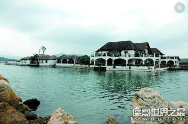 深圳海上皇宫事件真相,不要试图触犯法律的的死角(违建)