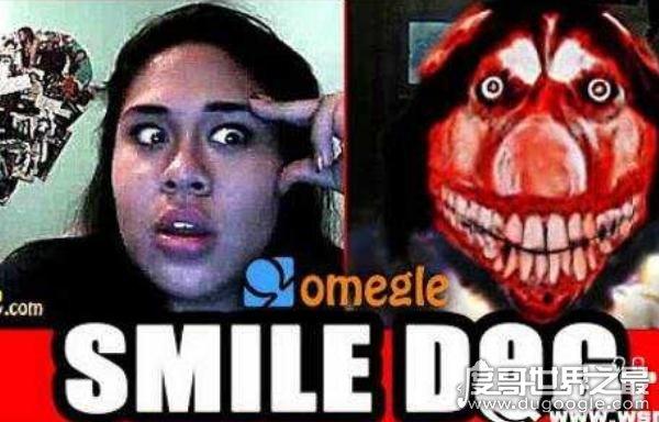 作死搜索smile.jpg(微笑狗)谷歌原图,结果吓尿了(胆小勿进)