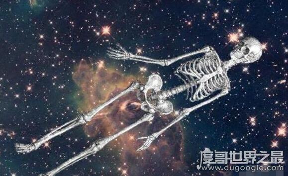 永远在漂泊的太空浮尸,成为地外星球的生命起源