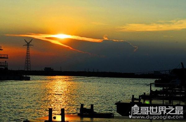 揭秘鄱阳湖魔鬼三角吞船真相,湖底流沙加上大风酿成大祸