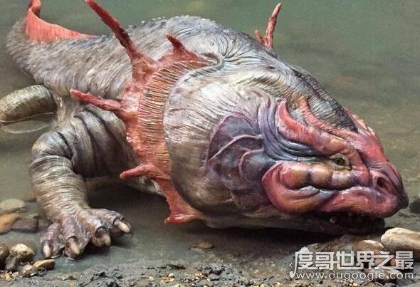 史前霸王蝾螈,比恐龙还要厉害的两栖爬行动物