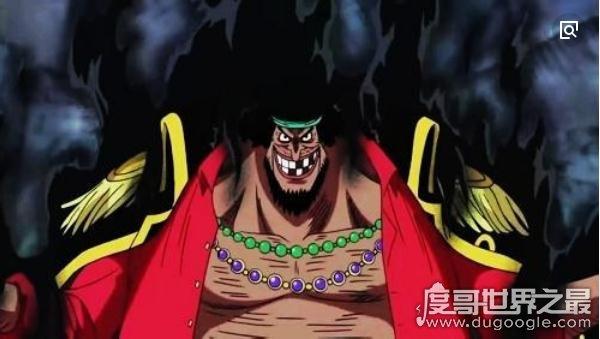 海贼王四皇实力排行榜,世界最强生物百兽-凯多(单挑最强)
