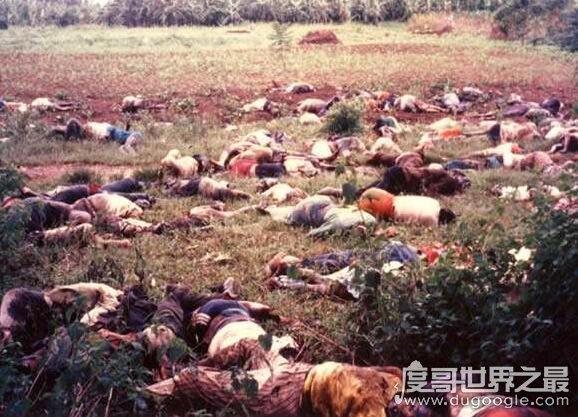 惨绝人寰的卢旺达种族大屠杀,100万人死亡50万人遭强奸