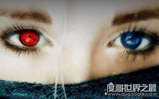 阴阳眼是真的吗,是真的(能与鬼交流但无法控制鬼)
