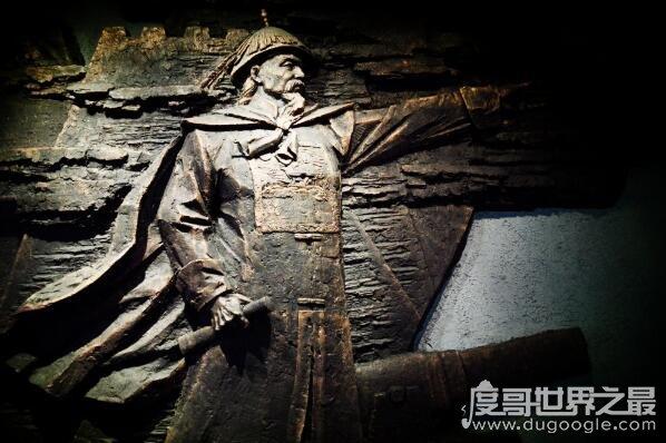 铁帽子王僧格林沁,一代名将死于16岁少年之手