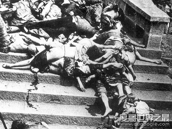 重庆大隧道惨案,数千人死于窒息(哀嚎不断尸体堆成山)