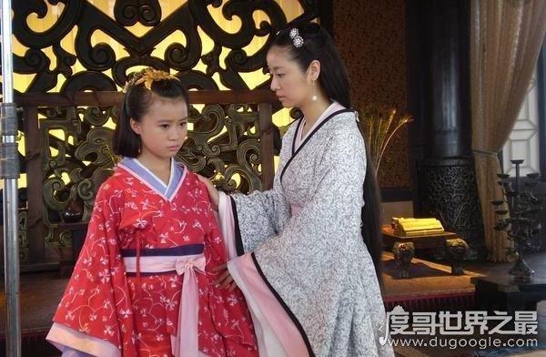 历史上两位张嫣皇后都以悲剧收场,汉帝皇后到死仍是处女之身