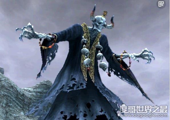 上古四大僵尸王之赢勾,为报复皇帝成为刀枪不入的僵尸王