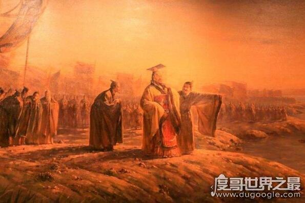 焚书坑儒的主人公是谁,详解秦始皇焚书坑儒的故事