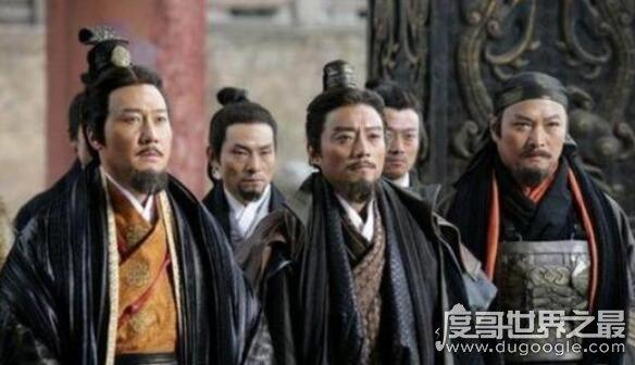 刘邦发小卢绾为什么叛变,疑心病太重导致被策反