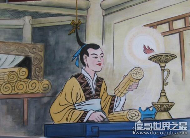 悬梁刺股的主人公是谁,孙敬苏秦勤奋好学发愤图强的故事