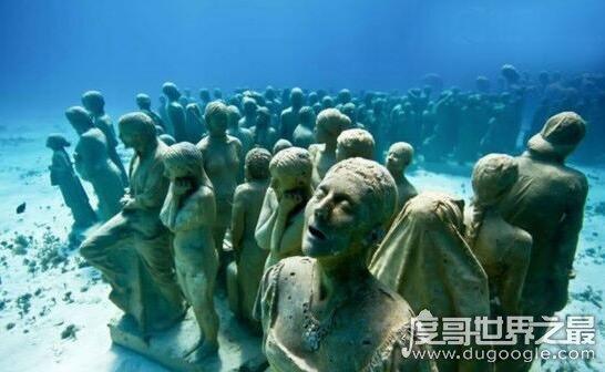 神秘海底人可能真实存在,幽灵潜艇就是他们的产物