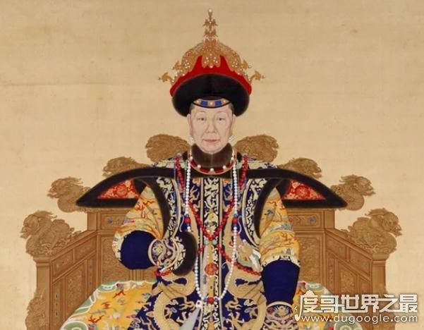 乾隆生母孝圣宪皇后,母凭子贵一跃成为大清最显赫的女人