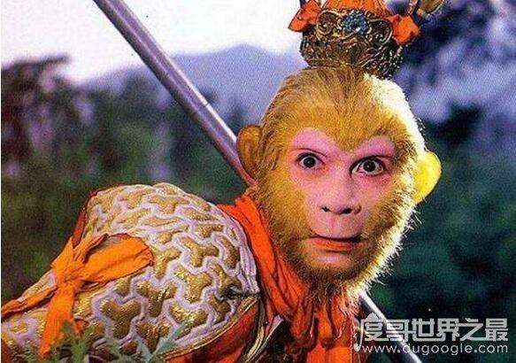 西游记混世四猴,通臂猿猴实力碾压灵明石猴孙悟空