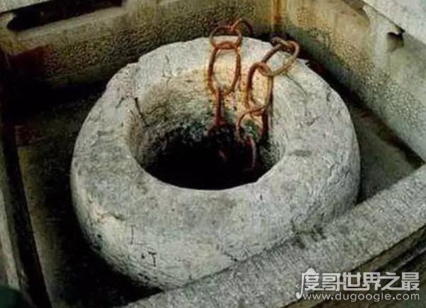揭秘北京锁龙井真实事件,井底下并没有龙(古代的控水井)