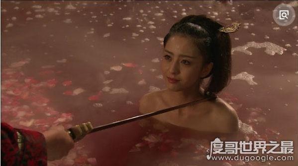 """汉成帝赵合德的故事,""""红颜祸水""""赵氏姐妹(使皇帝精尽人亡)"""