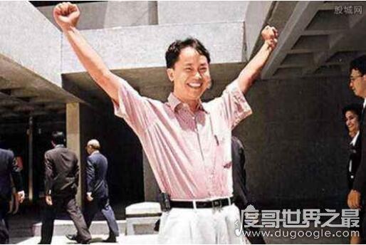 香港张子强老婆罗艳芳,获得5亿财产带2个孩子过隐居生活