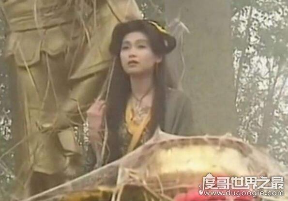 超虐心的万妖女王,痴情的她最终却只能皈依佛门
