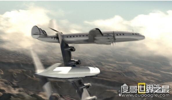 1956年大峡谷空中相撞事件,128人死亡改变整个航空飞行规则