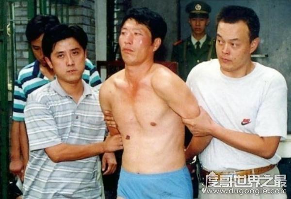 新中国十大悍匪排行榜,最凶残的杀人恶魔(罪行揭露)