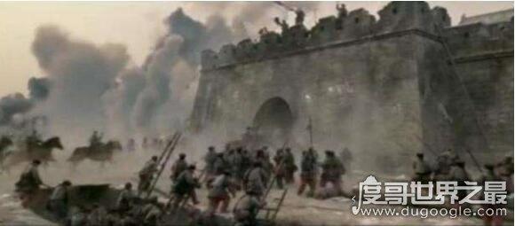 慘絕人寰的揚州十日始末,內亂導致揚州失守被殺80萬人
