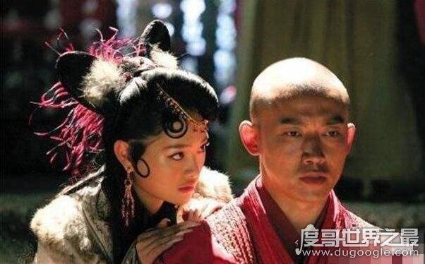私生活混乱的日本孝谦天皇,勾搭表兄包养和尚差点玩丢皇位