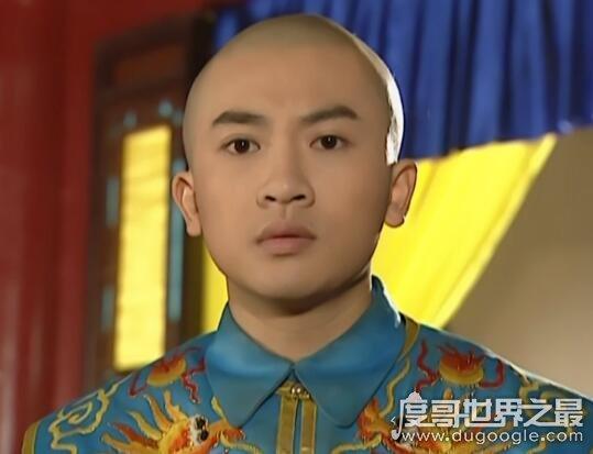 乾隆五儿子爱新觉罗·永琪,天资聪颖深受乾隆宠爱(得病而死)