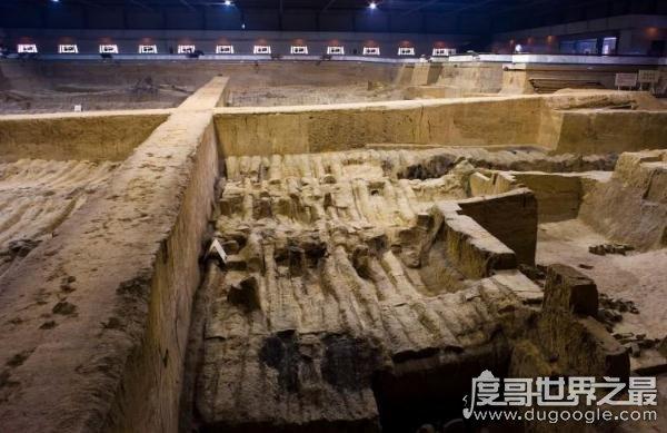 秦陵地宫至今未被开掘,专家担心内部文物见光遭到损坏
