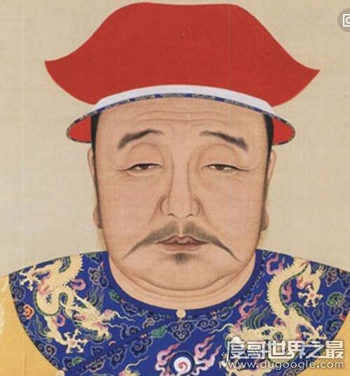 古代清朝皇帝顺序列表,清朝十二位皇帝介绍(图像)