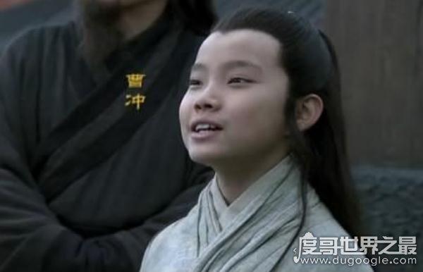 三国神童曹冲怎么死的(被哥哥谋害),讲述曹冲称象的故事