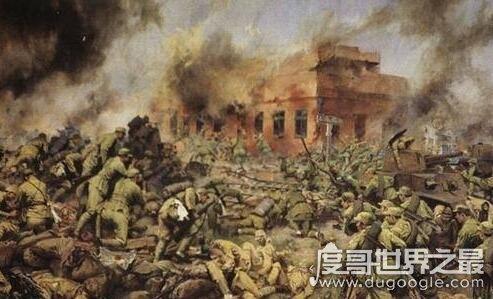 台儿庄战役用人堆出的胜利,以5万人的伤亡换取的大胜利