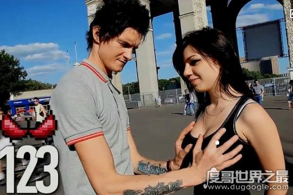 为与普京握手,俄罗斯摸奶哥街头摸千名女人胸(附视频)