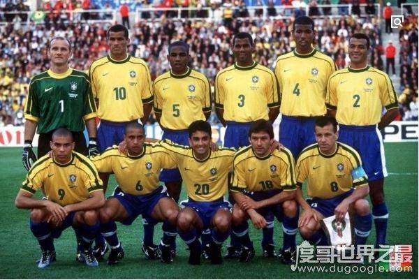 1998年世界杯冠军法国队,一场被操控的假球(冠军球队是内定的)