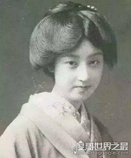 孙中山日本籍妻子大月薰,16岁结婚生女孤苦无依