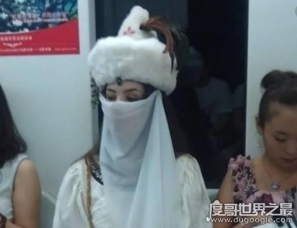 北京地铁楼兰女并非炒作,揭秘神秘的楼兰古国消失的原因