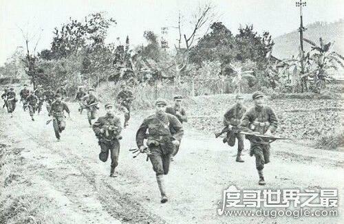 中越自卫反击战,胜利全是那些勇士们不畏死亡所换来的