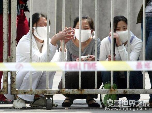 非典是哪一年_非典是哪一年发生的,2002年最开始在广东出现(03年全球爆发 ...