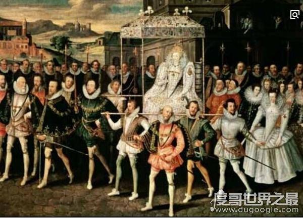 英国女王伊丽莎白一世终身未婚,她称自己嫁给了英格兰