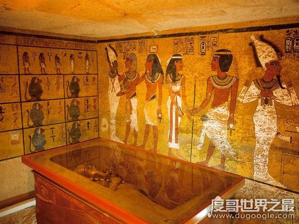 神秘的古埃及法老之墓,揭秘埃及法老图坦卡蒙的诅咒(真相)
