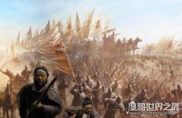 辽太祖耶律阿保机背信弃义,设鸿门宴除契丹七部落首领后称帝